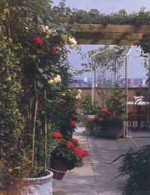 Artefiori fioriti belli eclettici balconi come giardini for Piccoli giardini fioriti